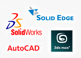 Auto Cad Solid Works